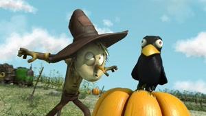 انیمیشن کوتاه مترسک و کلاغ