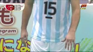 ایران و آرژانتین - جام جهانی والیبال ۲۰۱۵ - ست سوم