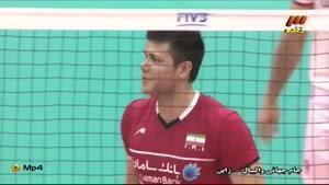 ایران و آرژانتین-جام جهانی والیبال ۲۰۱۵ - ست چهارم