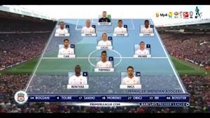 منچستریونایتد ۳-۱ لیورپول