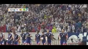 ژاپن ۳-۰ کامبوج