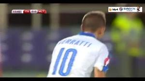 ایتالیا ۱-۰ مالت