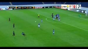 دنیپرو ۱-۱ لاتزیو