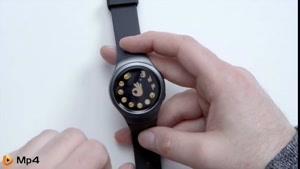بررسی ساعت Samsung Gear S۲