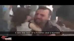 ویدیو بسیار زیبای محسن چاووشی بنام نفرین به جنگ