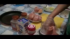 کباب کوبیده ی مرغ