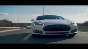 لذت رانندگی با خودرو هوشمند تسلا