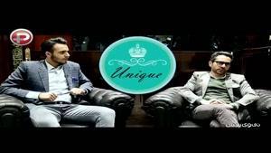 طراح لباس رییس کمپانی فراری این پسر ایرانیست!/یونیک