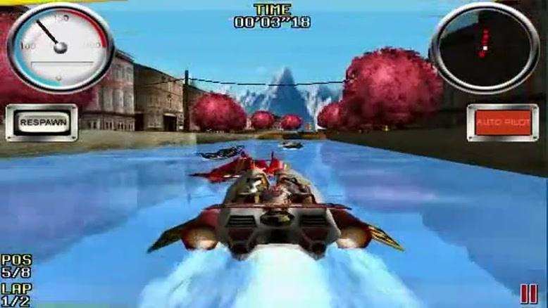 معرفی بازی Wave Blazer - FREE