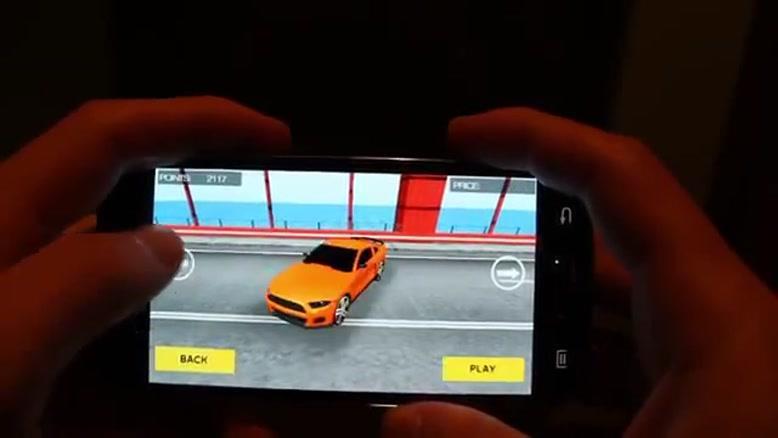 معرفی بازی Turbo Racing ۳D