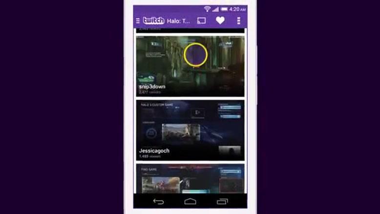 معرفی نرم افزار Twitch