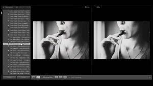 ویرایش سیاه سفید عکس
