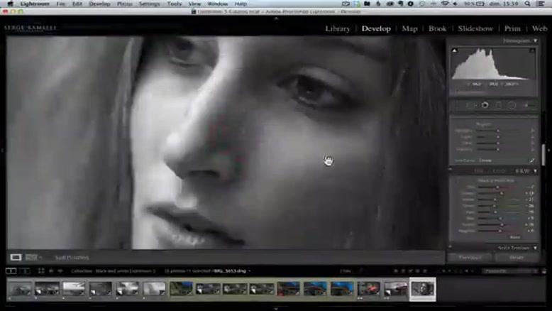 آموزش عکاسی - ویرایش با لایت روم