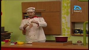 خوراک مرغ با سس آلوئه ورا