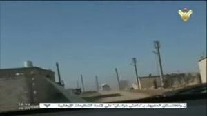 فیلم/ آزادی منطقه «خان طومان» در حومه جنوب غربی حلب