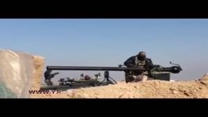 هدیه مرگبار ابوعزرائیل به داعشی ها