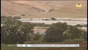 فیلم/ مصادره اراضی کشاورزی فلسطینیان در اریحا