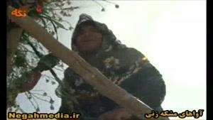 فیلم/«مشک» وسیله ای پر کاربرد در زندگی عشایر استان ایلام