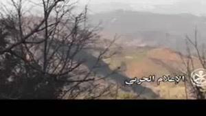 فیلم/ادامه پیشروی های ارتش سوریه در حومه لاذقیه