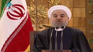 روحانی: بنا نیست به خاطر برجام به آمریکا اعتماد کنیم