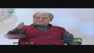 مرحوم همایون بهزادی: من عاشق ایرانم