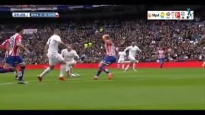 رئال مادرید ۵-۱ خیخون