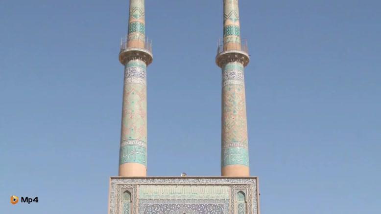 دیدنی های شهر یزد