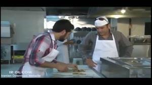 شام ایرانی - گروه اول - میزبان شب اول اشکان خطیبی