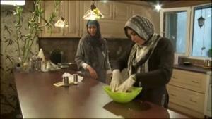 شام ایرانی -گروه دوم - میزبان شب سوم لادن طباطبایی