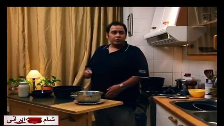شام ایرانی -گروه چهارم -میزبان شب اول رضا داودنژاد