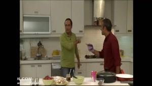 شام ایرانی - گروه اول - میزبان  شب دوم رامبد جوان