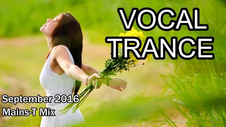 ♪♫¡¡New!! Vocal Trance September ۲۰۱۶ ♪♫