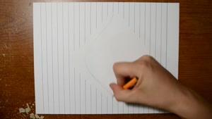 نقاشی دست اسکلت۳d