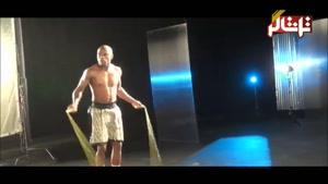 آموزش طناب زدن به سبک قهرمان یکه تاز بوکس جهان