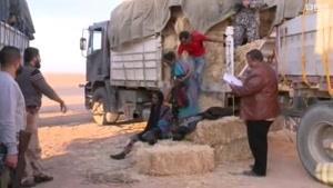 گزارشی از مصراته در باره قاچاق انسان