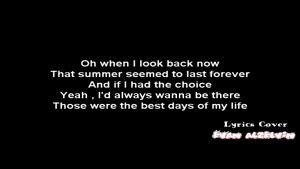 کاور شعر و آهنگ Summer Of ۶۹ از Bryan Adams