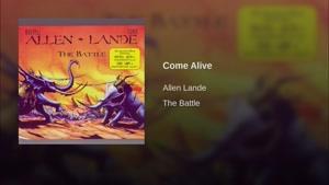 آهنگ Come Alive از Russell Allen And Jorn Lande