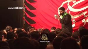 همش دلم می گیره برا حرم - حاج سید مجید بنی فاطمه