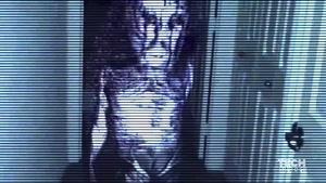 فیلم/ واقعیت افزوده در گوشی همراه خانه را ترسناک میکند