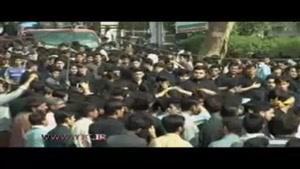عزاداری روز عاشورا در پاکستان