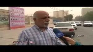 تعطیلی مدارس و دانشگاه های خوزستان بر اثر گرد و غبار