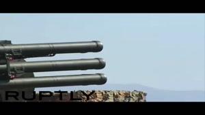 فیلم/قویترین سامانه دفاع موشکی جهان در ارتش روسیه