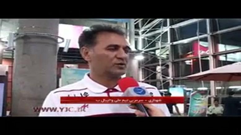 تثبیت آقایی والیبال ایران در قاره کهن با قهرمانی در جام کنفدراسیون آسیا
