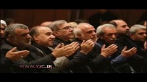 عزاداری رییس جمهور و جمعی از ایرانیان در تایلند