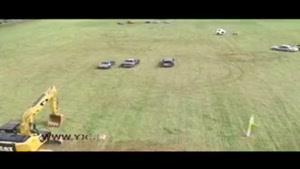 خودروهای فوتبالیست!