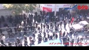 فیلم/ سوگواری عاشورای حسینی در استان مرکزی