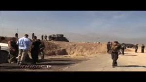 آزادی شهر برطله در شرق موصل به دست نیروهای عراقی