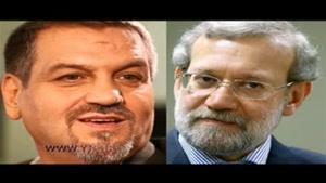 درگیری لفظی لاریجانی و کواکبیان برای نامهنگاری با رهبری