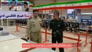 رونمایی از «صاعقه» به عنوان جدیدترین پهپاد سپاه