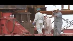 سکوی ۲۰ پارس جنوبی بارگیری شد